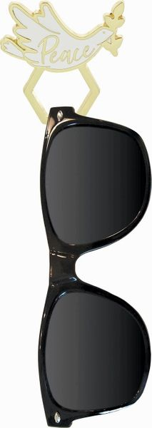 Peace-Sunglasses-Pin
