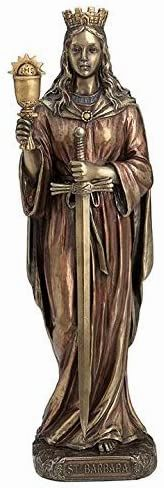 St-Barbara-Statue