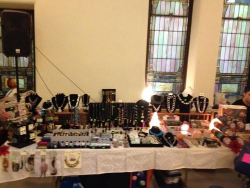 Church of Saint Luke & Saint Matthew Holiday Vendor Fair 12/7/13